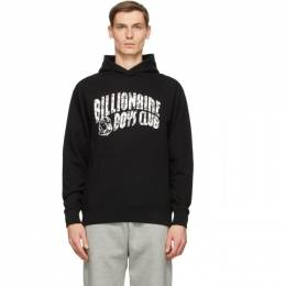 Billionaire Boys Club Black Arch Logo Hoodie B20425
