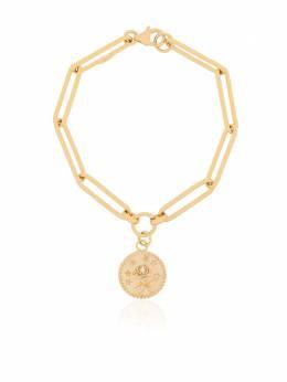 Foundrae браслет из желтого золота с бриллиантами B57CM2SEDUCTION