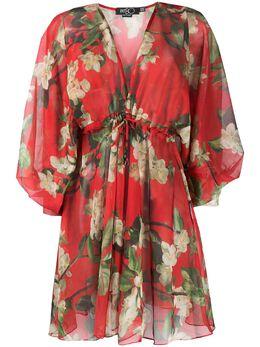 Patbo платье со цветочным принтом VEC11536US