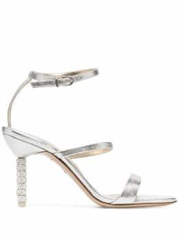 Sophia Webster босоножки на каблуке с кристаллами FAW20245