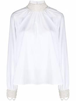 Wandering блузка с искусственным жемчугом WGW20205