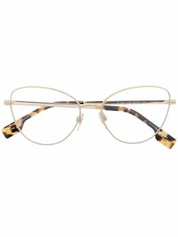 Burberry Eyewear очки в оправе 'кошачий глаз' B1341
