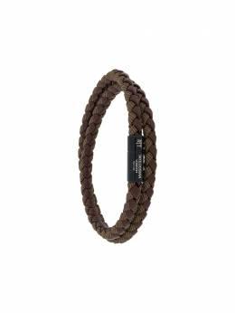Tateossian плетеный браслет BL4525
