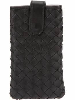 Bottega Veneta плетёный чехол для iPhone 258331V001N