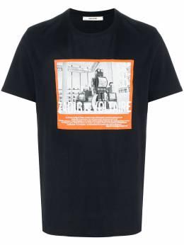 Zadig & Voltaire футболка с фотопринтом SKTR1805H