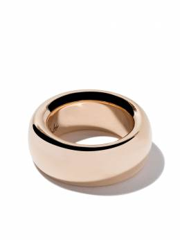 Pomellato 18kt rose gold Iconica large band ring A910650GO7
