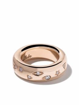 Pomellato кольцо Iconica с бриллиантами A910650MBO7