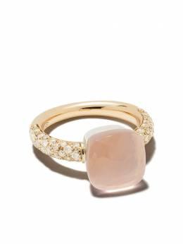Pomellato золотое кольцо с бриллиантами AC004BRO6QR