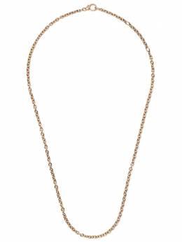 Pomellato 18kt rose gold Gold 42cm length necklace CB214O7