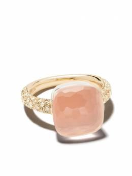 Pomellato золотое кольцо с камнем AB401BRO6QR