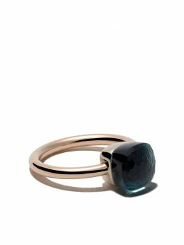 Pomellato золотое кольцо Nudo с топазом AB403O6TL