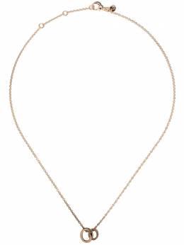 Pomellato золотое колье Brera с бриллиантами FB910BRO744