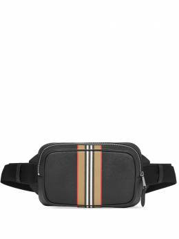 Burberry поясная сумка в полоску Icon Stripe 8036543