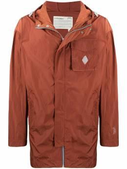 A-Cold-Wall* пальто 3D Patch Pocket Storm ACWMF19CNC01