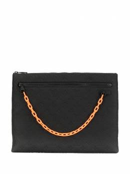Louis Vuitton клатч pre-owned с тисненой монограммой WB1913LVBAG