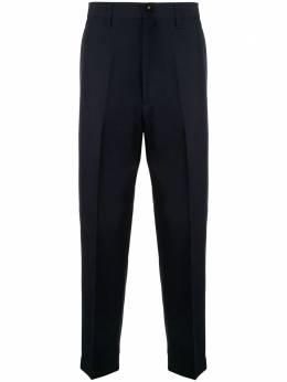 Junya Watanabe Man прямые брюки строгого кроя WFP01905124