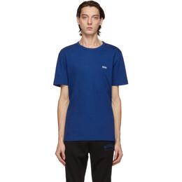 Boss by Hugo Boss Blue Logo T-Shirt 50245195