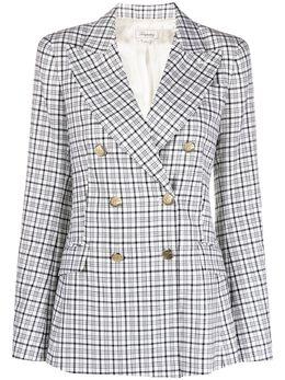Temperley London пиджак Ingénue строгого кроя 21SIGE53970