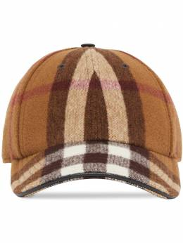 Burberry check-print baseball cap 8036924