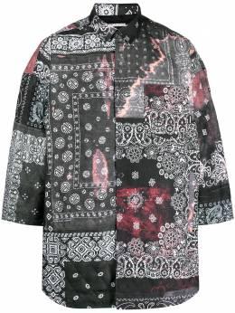 Neighborhood куртка с узором 202AQNHSHM06