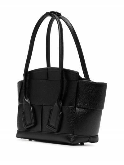 Bottega Veneta маленькая сумка-тоут Arco 600606VA981 - 3