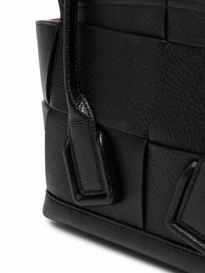 Bottega Veneta маленькая сумка-тоут Arco 600606VA981 - 4