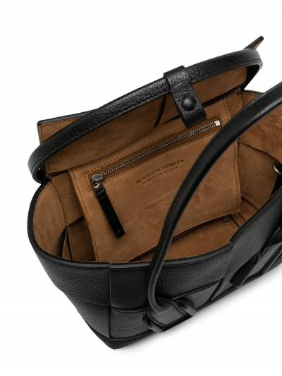 Bottega Veneta маленькая сумка-тоут Arco 600606VA981 - 5