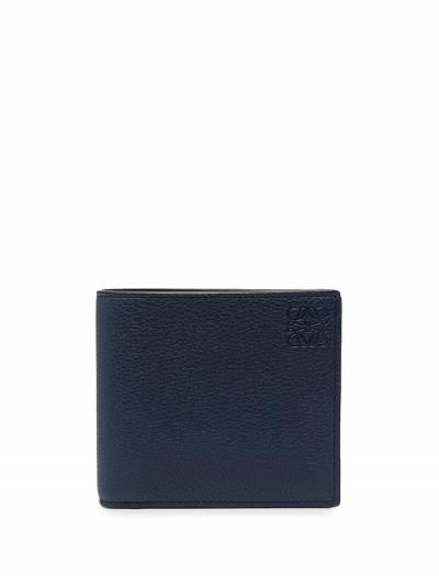 Loewe бумажник с тиснением Anagram C660302X02 - 1