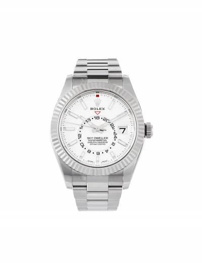 Rolex наручные часы Sky-Dweller pre-owned 42 мм 2020-го года 326934 - 1