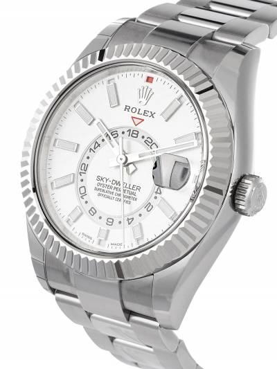Rolex наручные часы Sky-Dweller pre-owned 42 мм 2020-го года 326934 - 3