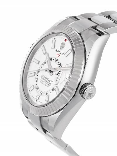 Rolex наручные часы Sky-Dweller pre-owned 42 мм 2020-го года 326934 - 5