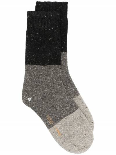 Ymc носки в стиле колор-блок QPPAC - 1