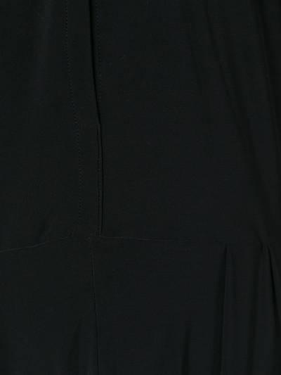 Norma Kamali комбинезон c V-образным вырезом KK125JPL299 - 5