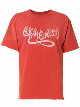 Alchemist футболка с логотипом ALDRFW20MJSST06