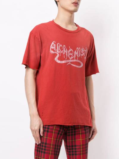 Alchemist футболка с логотипом ALDRFW20MJSST06 - 3