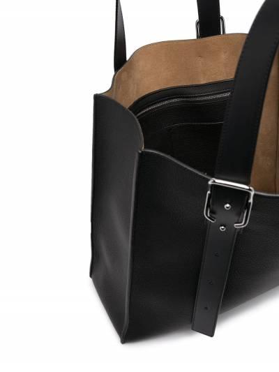 Loewe сумка-тоут Buckle B692L09X01 - 5