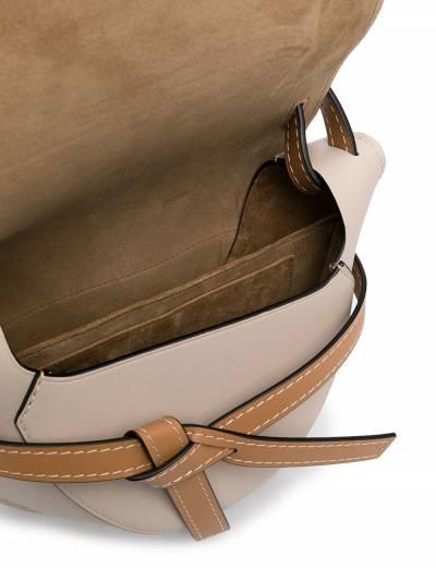 Loewe сумка на плечо Gate 32154T20 - 5