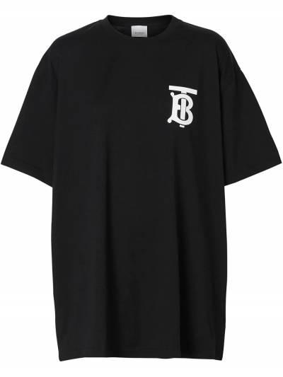 Burberry TB logo T-shirt 8017472 - 1
