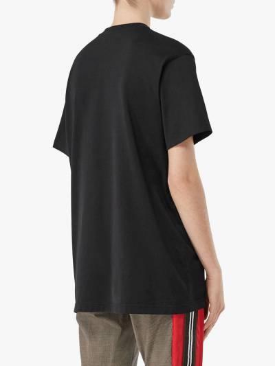 Burberry TB logo T-shirt 8017472 - 4
