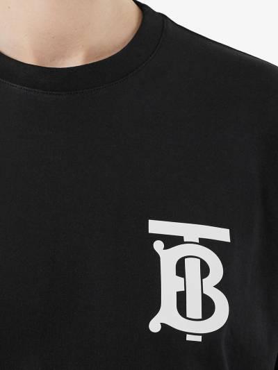 Burberry TB logo T-shirt 8017472 - 5