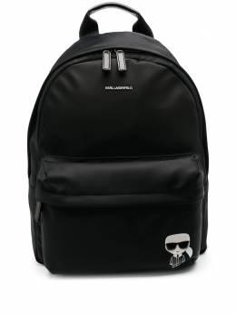 Karl Lagerfeld K/Ikonik nylon backpack 210W3041999