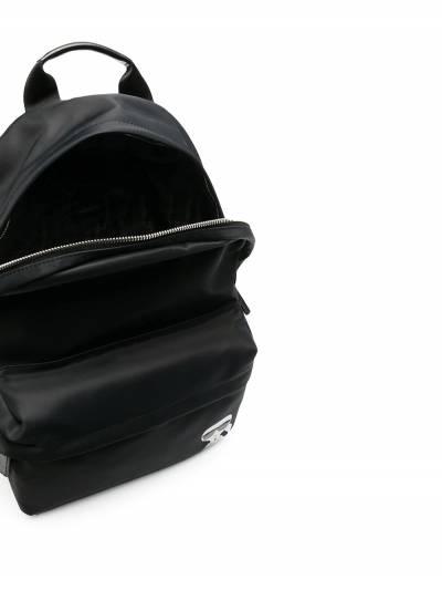 Karl Lagerfeld K/Ikonik nylon backpack 210W3041999 - 4