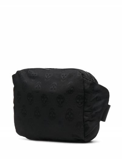 Alexander McQueen поясная сумка с логотипом 6255121AAAK - 3