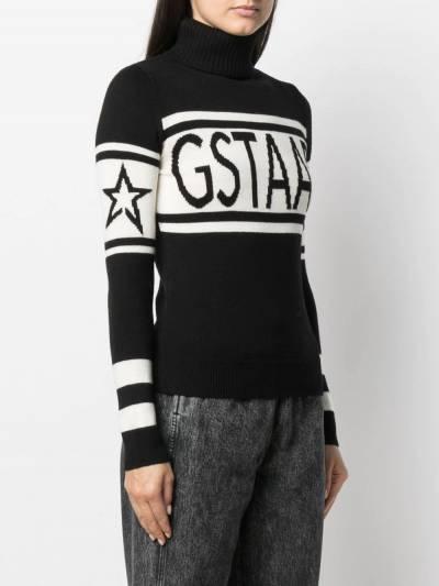 Perfect Moment свитер Gstaad с высоким воротником W30000761703 - 3