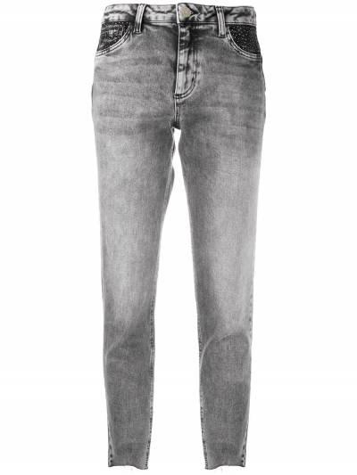 Liu Jo прямые джинсы с заниженной талией UF0034D4528 - 1