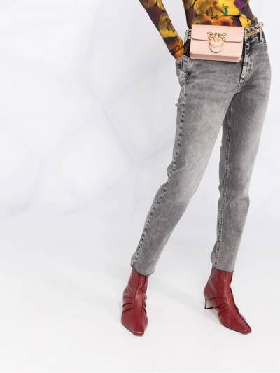 Liu Jo прямые джинсы с заниженной талией UF0034D4528 - 3