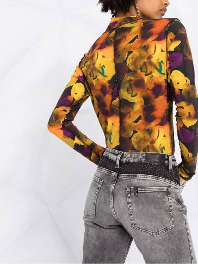 Liu Jo прямые джинсы с заниженной талией UF0034D4528 - 5
