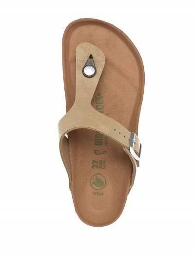 Birkenstock сандалии с Т-образным ремешком 1016834 - 4