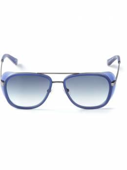 Matsuda солнцезащитные очки в квадратной оправе M3023