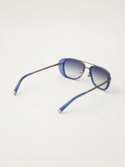 Matsuda солнцезащитные очки в квадратной оправе M3023 - 2